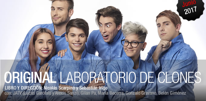 ORIGINAL Laboratorio de Clones